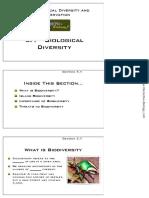 Biodiversity & Conservation 2