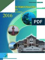 Kabupaten Tojo Una Una Dalam Angka 2016(1)