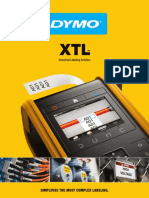 XTL Product Brochure