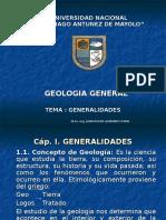 Cap. I Geologia Generalidades