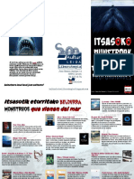 Itsasoko munstroak -- Terror en las profundidades