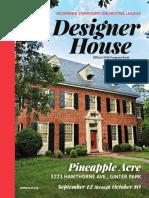 2016 RSOL Designer House Program