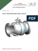Kf Ball Iom Series Wb