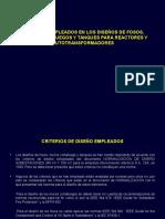 Criterios Empleados en El Diseño de Fosos, Muros y Tanques