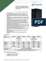 Gp Rack Server - Folha Técnica