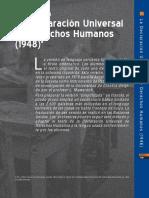 Declaración Universal de Los Derechos Humanos Copy