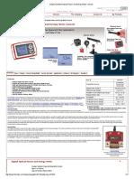 Digital Handheld OpticalPower and Energy Meter Console