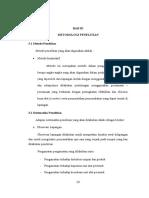 Bab III Metode Penelitian (New)