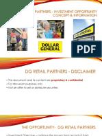 DG Retail Partners - 8.18.16