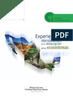ExperieExperiencias mexicanas en la restauración de los ecosistemasncias Mexicanas