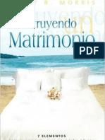 Construyendo Un Matrimonio