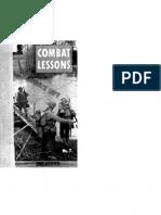 Combat Lessons 7
