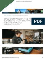Oculus Rift vs HTC vive.pdf