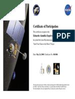 Certificado Lunar