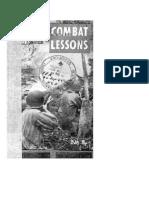 Combat Lessons 8