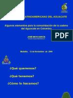 39.Consolidacion de La Cadena Del Aguacate en Colombia