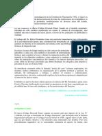 Técnicas de Litigación en El Juicio Oral y Público (Dr. Rafael Fernández)