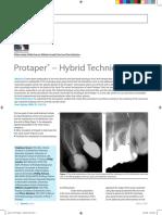 Protaper - Hybrid Tech New