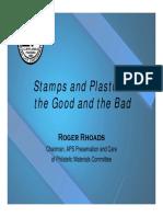 Stamps Plastics