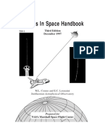 Tethers in Space Handbook 1997
