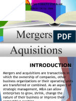 Strategic Fit in Mergers and Acquisitions - An Imperative.pptx