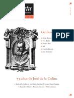 La Gaceta Galileo y Darwin May_2009