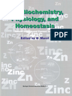 Zinc Biochemistry, Physiology, And Homeostasis_ Recent Insights and Current Trends-Springer Netherlands (2001)