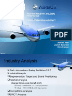 Aviation Industry- Marketing Strategy
