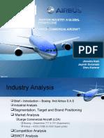 Aviation Industry- Marketing Strategy