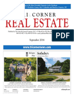 Tri-Corner Real Estate - September 2016