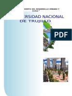 Financiamiento Del Desarrollo Urbano y Rural