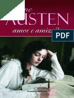Amor e Amizade - Jane Austen