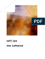 Jim Leftwich - sef] [po