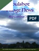 Poulshot Village News - September 2016
