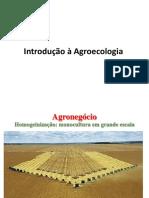 1 IntroduoAgroecologia