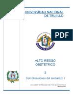 Alto Riesgo Obstetrico - 3