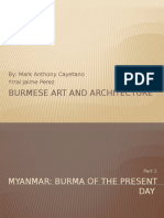 Burmese Art and Architecture