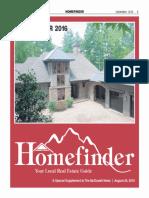 McDowell Homefinder Sept. 2016