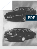 Passat b5 Users Manual