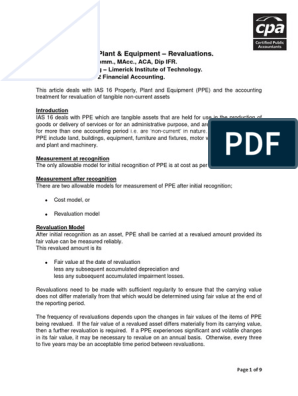 ias-16---property-plant-and-equipment---revaluations pdf