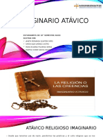 IMAGINARIO ATÁVICO