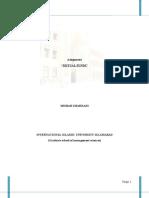 FIM Final Report