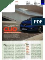 "NOVO RENAULT CLIO NA ""TURBO"""