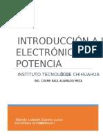 La Electronica de Potencia