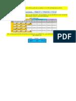 Calculo de Creditos IP-IQ