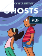 Ghosts by Raina Telgemeier (Graphic Novel Excerpt)