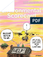 2016 Environmental Scorecard