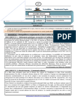 12- Examen Blanc -2013-2014
