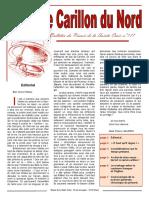 Bulletin Carillon Du Nord 1504 171