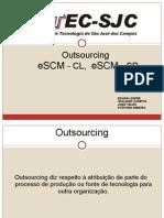Modelos para Outsourcing de TI - eSCM CL e eSCM SP